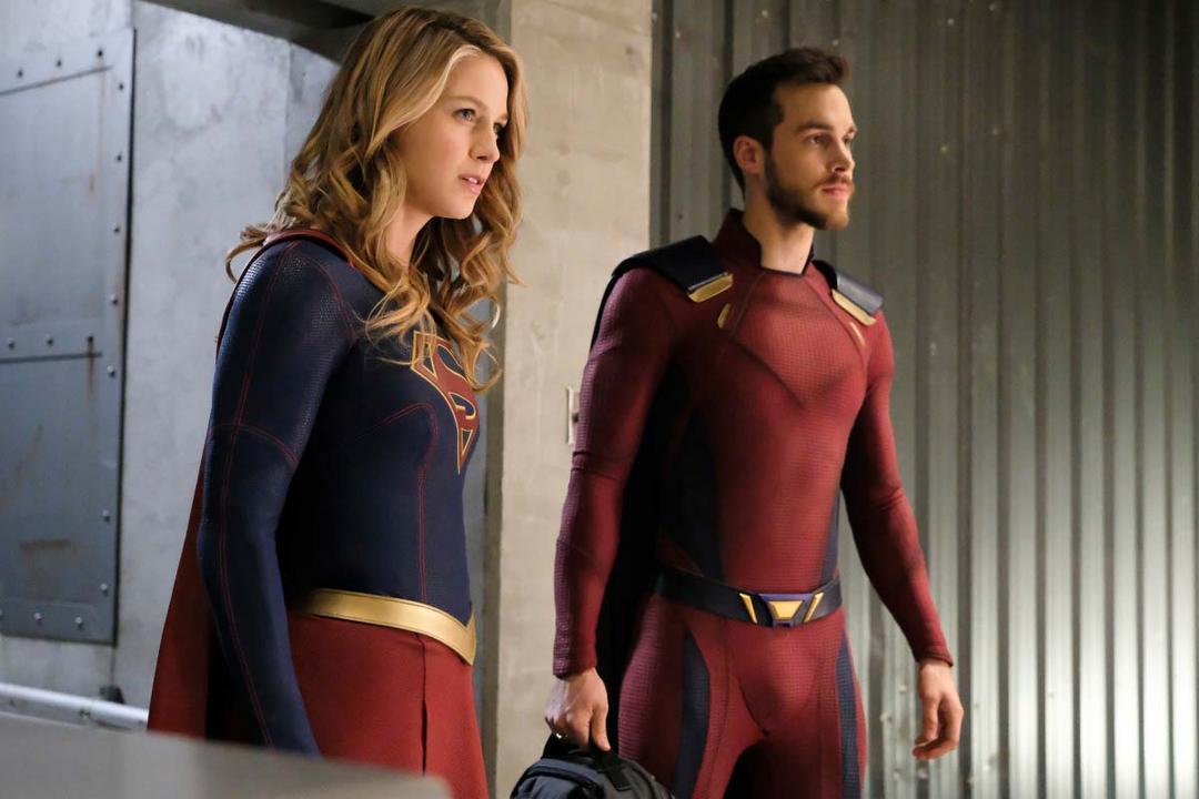 Supergirl S03E18