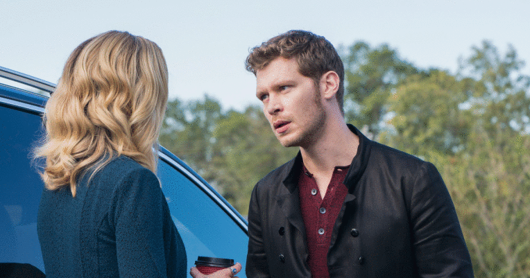 Review the originals 5x6 What, Will, I, Have, Left  Uma super  mãe  loba