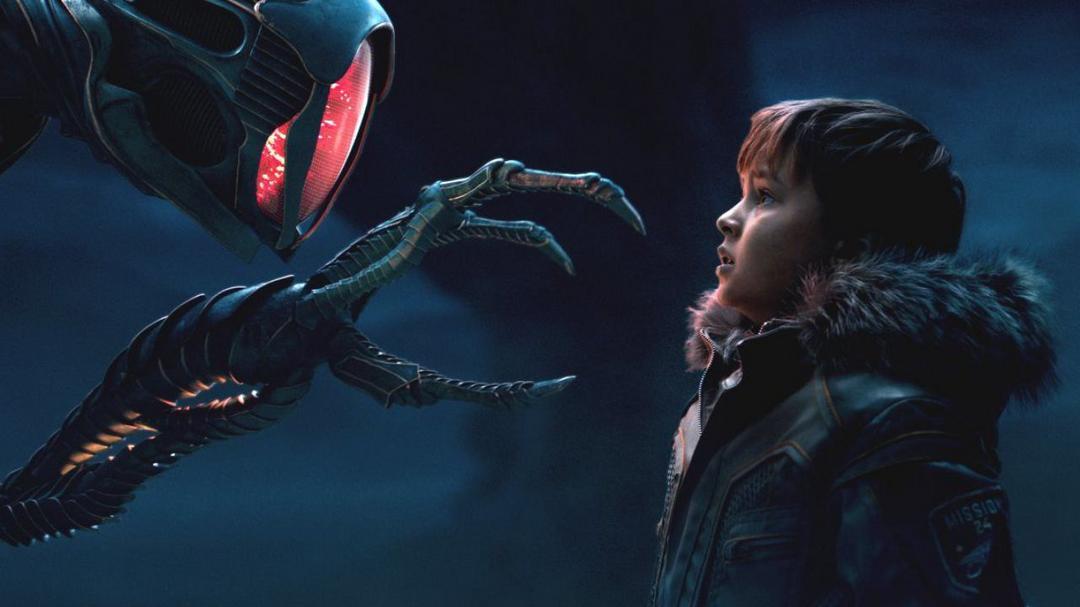 Qual sua impressão sobre o remake da Netflix de Perdidos no Espaço?