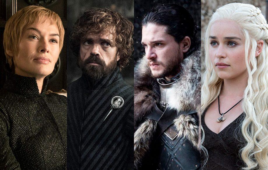 Game of Thrones: onde estão os personagens nos livros?