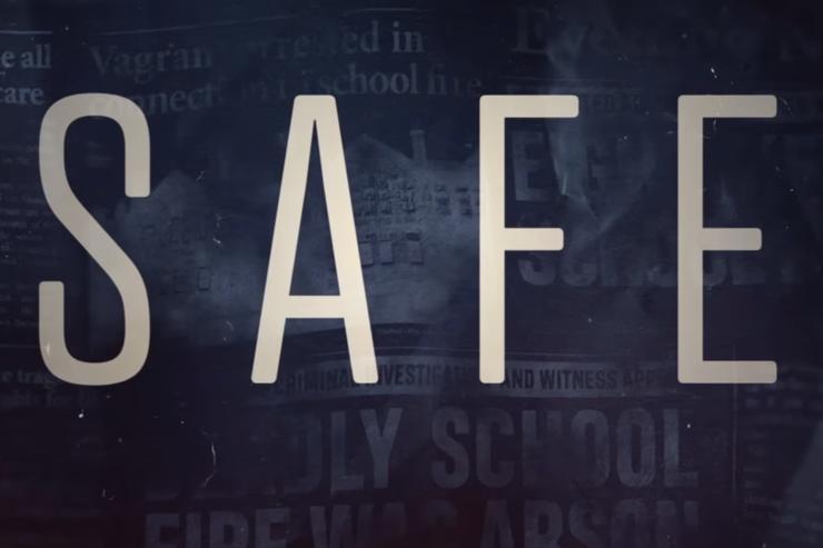 Safe, A melhor série original Netflix. (Na minha opinião)