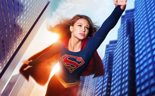 Finalmente Supergirl retorna