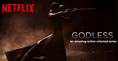 Vale a pena assistir a Godless?
