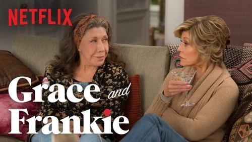 Grace and Frankie - o melhor da