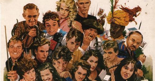 Uma Escola Atrapalhada: remake em formato de série