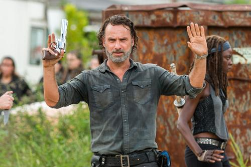 Rick vai morrer na 8ª temporada de The Walking Dead?