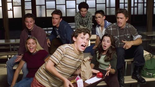 Freaks and Geeks: aborrecentes[Nostalgia]
