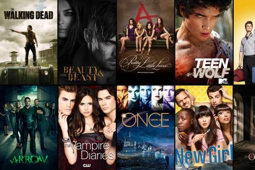 Minha séries favoritas