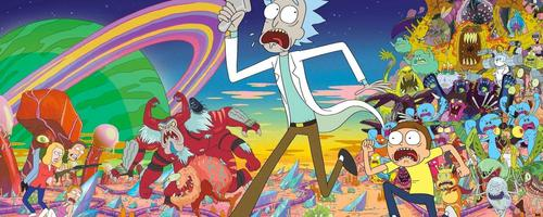 Dica do Netflix: Rick and Morty