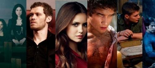 todos os seres sobrenaturais que eu já conheci!