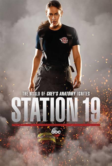 Station 19, nova série do ABC, originada de Grey's.