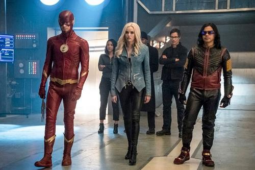 RESENHA SÉRIE: THE FLASH (4ª TEMPORADA)