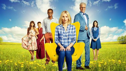 Por que The Good Place é um divisor entre as sitcoms?