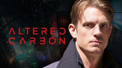 Motivos para assistir - Altered Carbon
