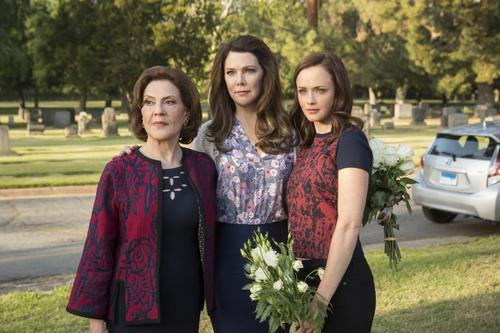 Gilmore Girls: A Year in the Life (Um Ano para Recordar)