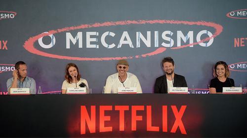 Série O Mecanismo [Netflix]